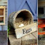 DIY Chicken Nesting Box Ideas