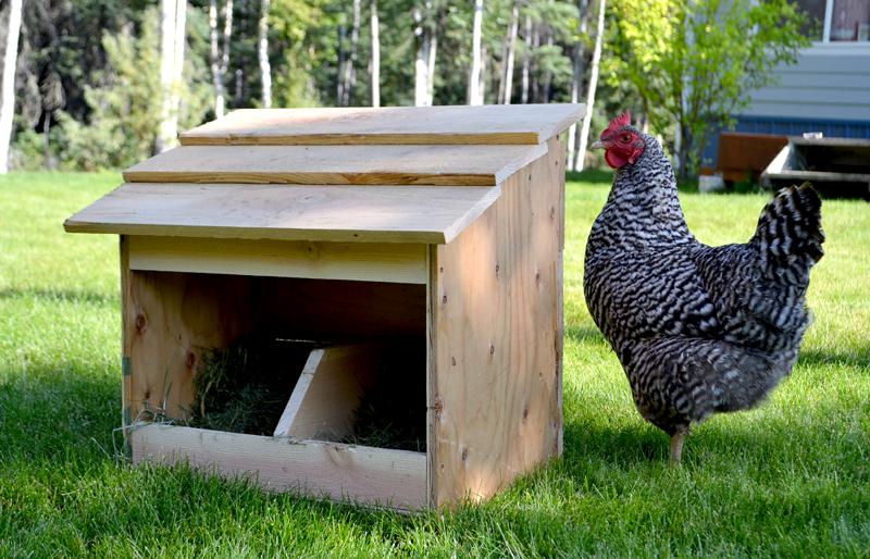 Nesting Box - Single
