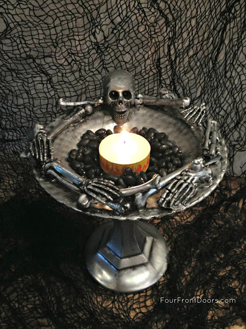 Skeleton Dish