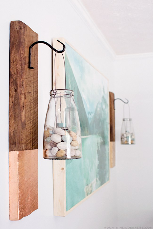 Modern Rustic Wall Hanging