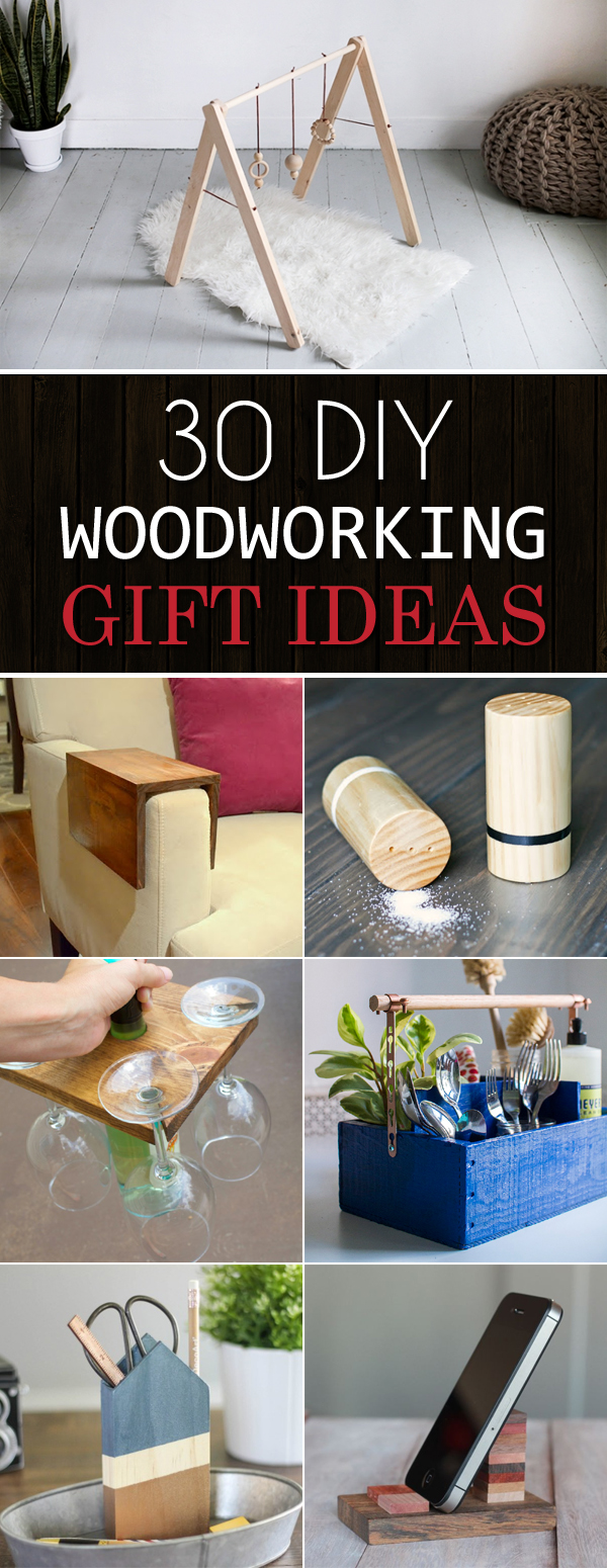 30 Awesome Diy Woodworking Gift Ideas