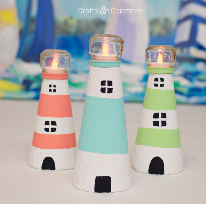 Lighthouse Luminaries