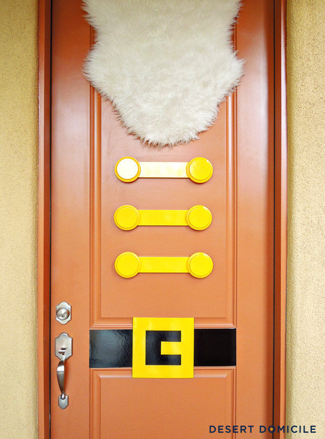 Nutcracker Door