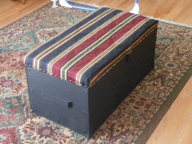 Army Footlocker to Ottoman