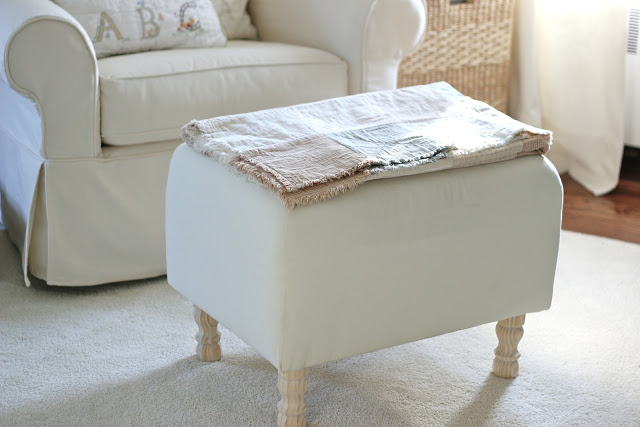 Simple Stylish Ottoman