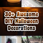 30+ Awesome DIY Halloween Decorations to Make This Year