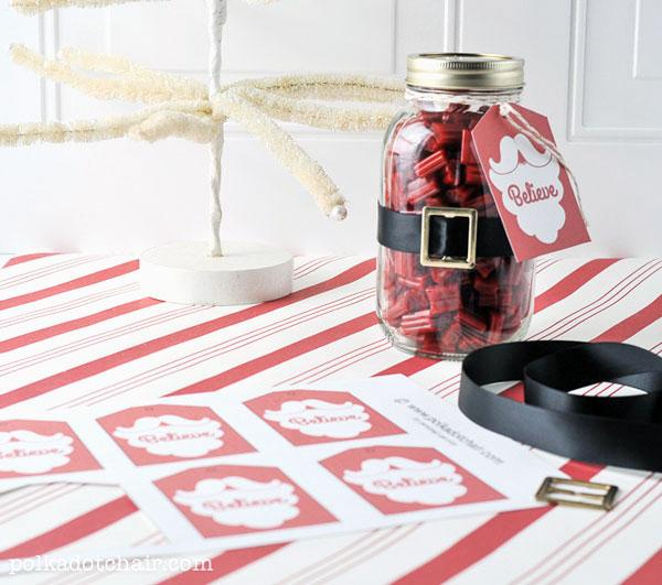 Santa Claus Jar