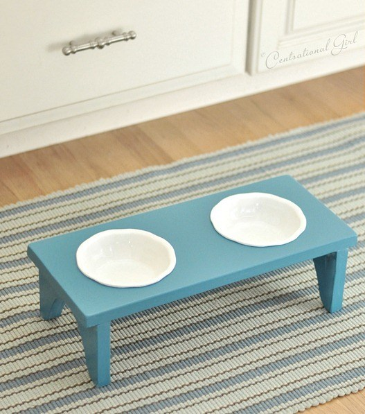 Pet Bowl Stand