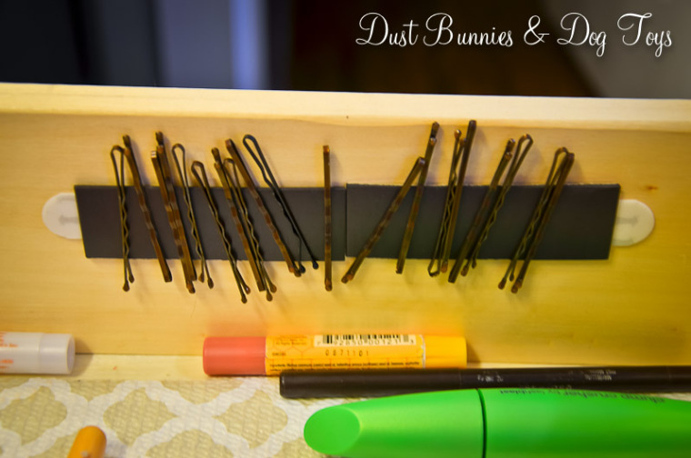 Bobby Pin Storage