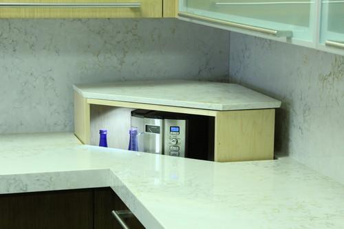 Pop-Up Kitchen Storage