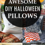 15 Awesome DIY Halloween Pillows