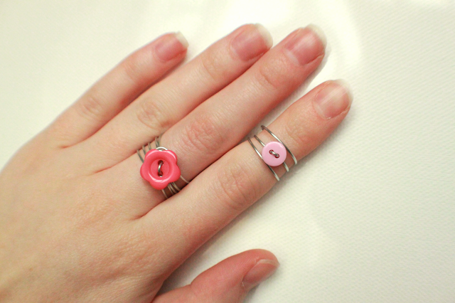 Button Rings