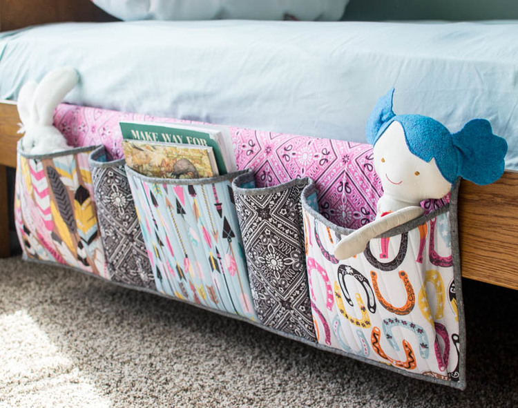Bedside Pockets Organizer
