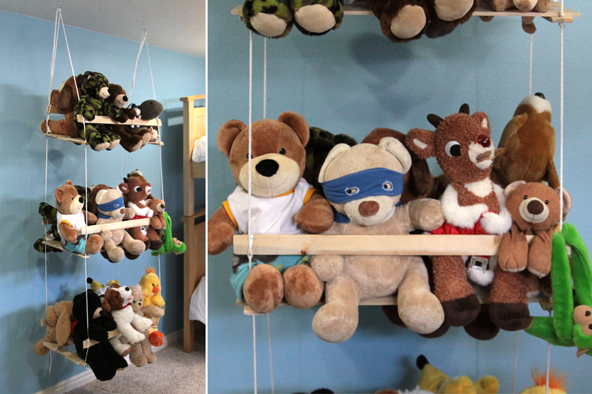 Hanging Toy Storage