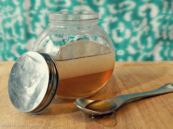 Coconut Oil Honey Hair Mask
