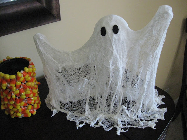 Cheese Cloth Ghost