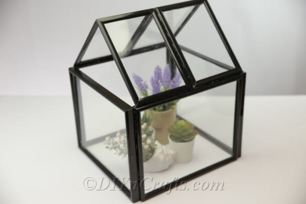 Picture Frame Greenhouse