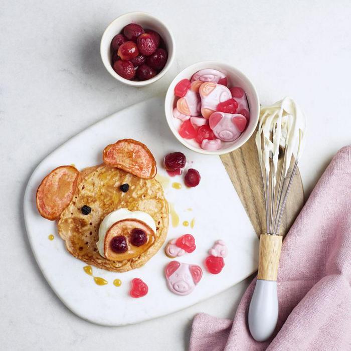 Pig Pancakes