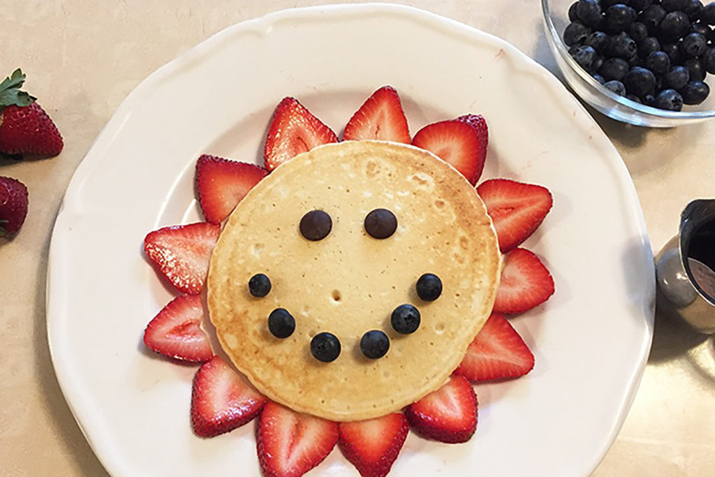 The Sunshine Pancake